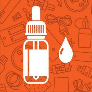 E-juice bottle