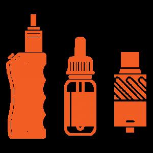 Vape Kit, E-juice and Tank