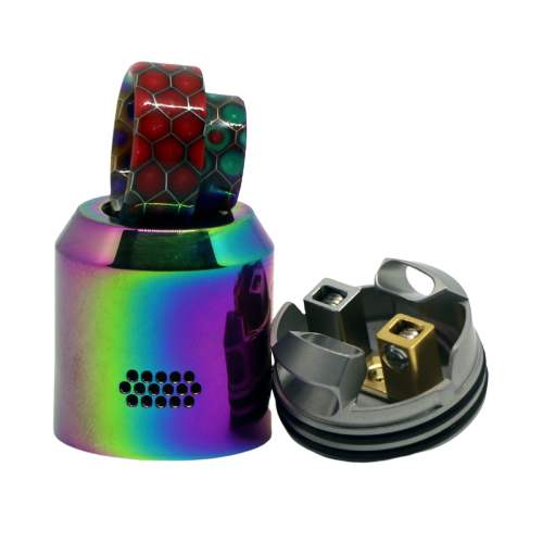 Rebirth RDA by Hellvape x Mike Vapes