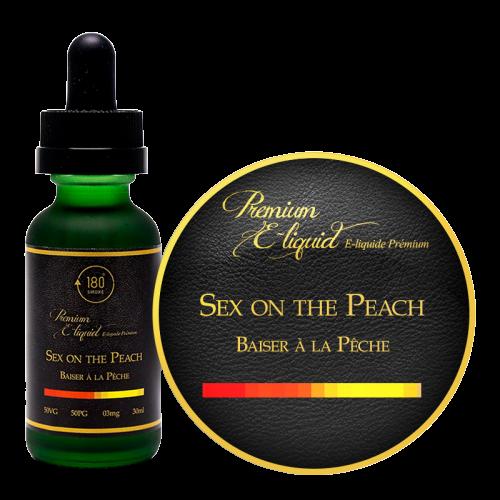 Sex on the Peach Premium E-Juice